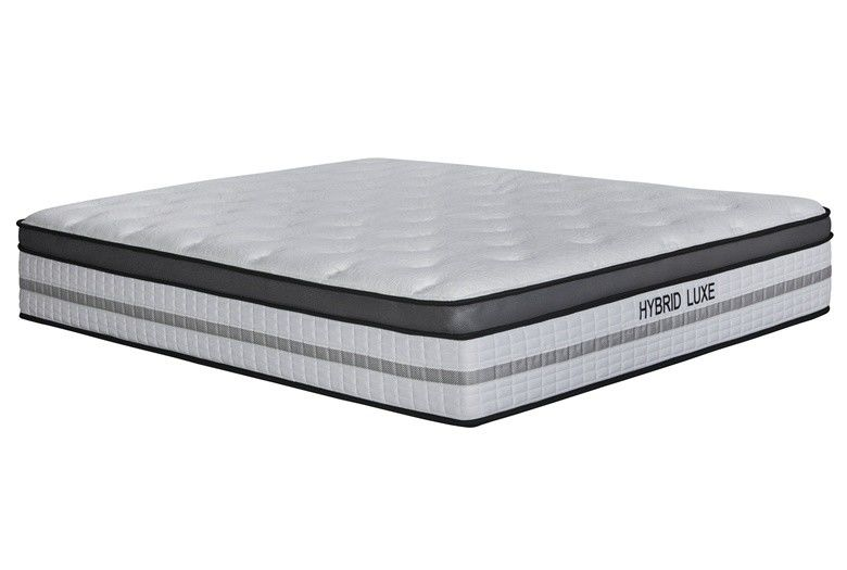 5 Zone Duo - Pocket Spring Foam Mattress Mini Pocket Gel Memory Foam Encasement
