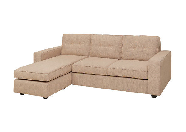 Simple Modern Appearance Linen Fabric Sofa Comfortable Living Room Sets